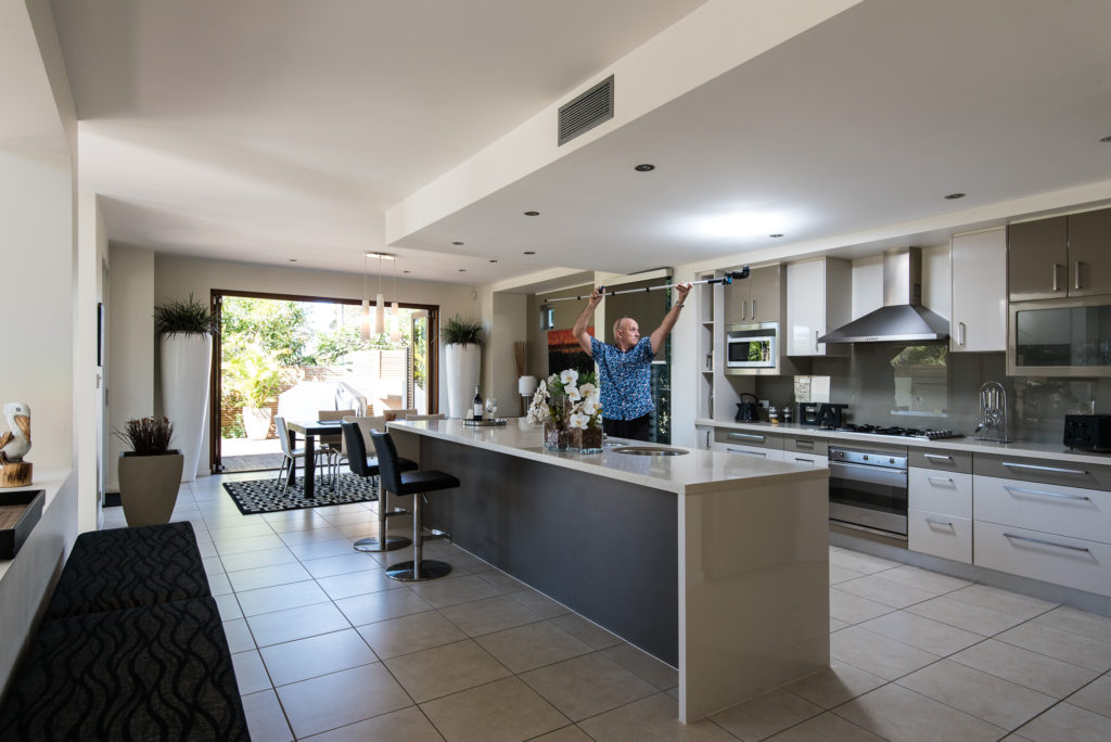 Sunshine coast real estate photographer - lighting technique