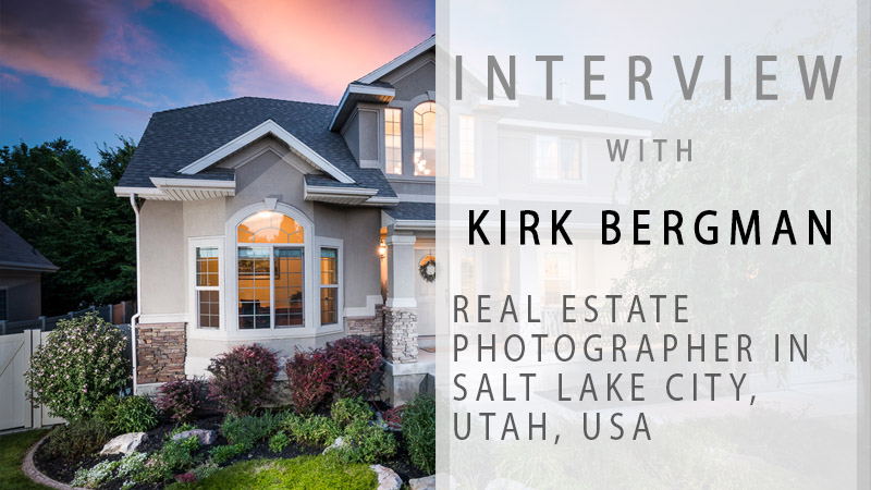 Salt Lake City real estate photographer