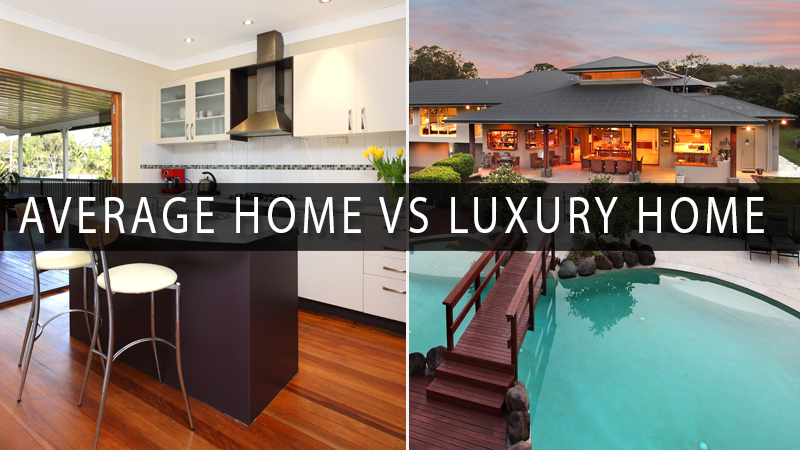 Luxury real estate marketing campaigns
